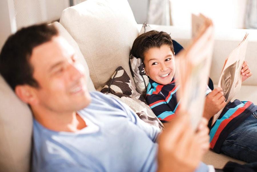 گزاره های تصویری ؛ پایه اصلی تربیت فرزند