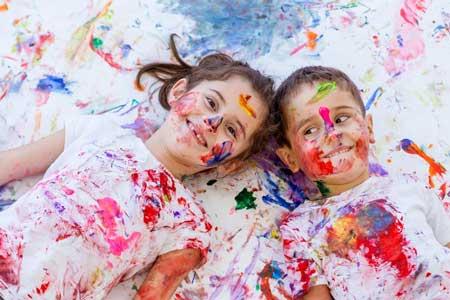 آزادی کودکان ، تضمین سلامت آینده آنهاست