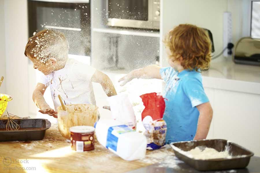آزادی فرزندان ، شرط اصلی شاد بودن آنهاست