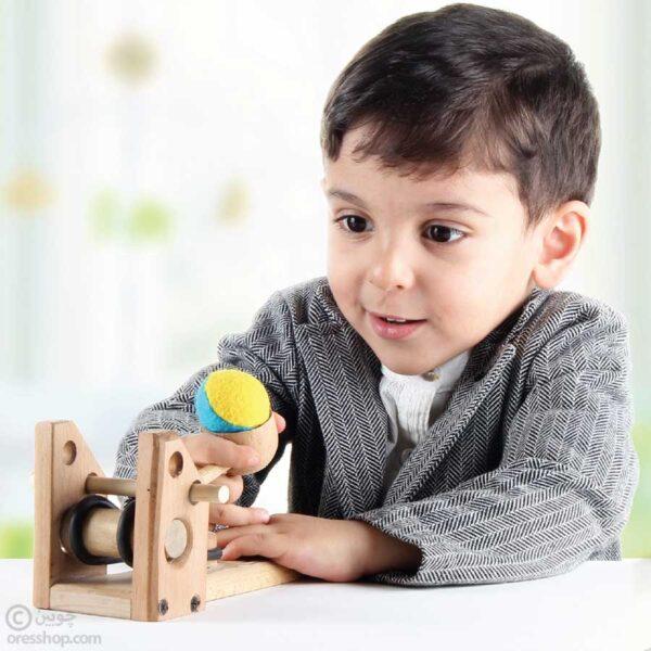 منجنیق چوبی | اساب بازی منجنیق | منجنیق چوبین | منجنیق روپک