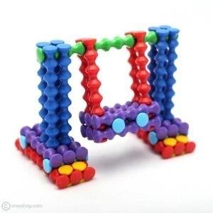 مگامیل تاب | اسباب بازی ساختنی