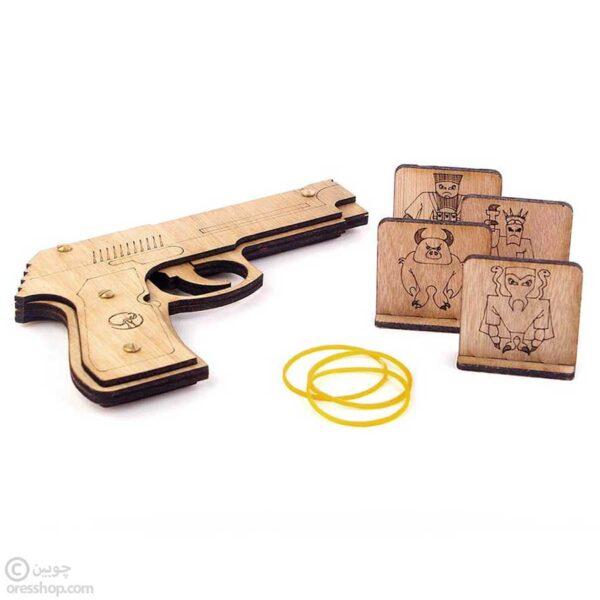 تفنگ چوبی