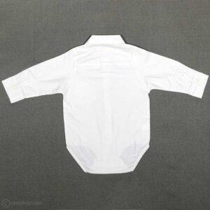 پیراهن زیردکمه پسرانه یقه ایستاده