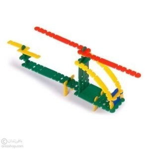 ساختنیها | قطعات ساختنی پلاستیکی