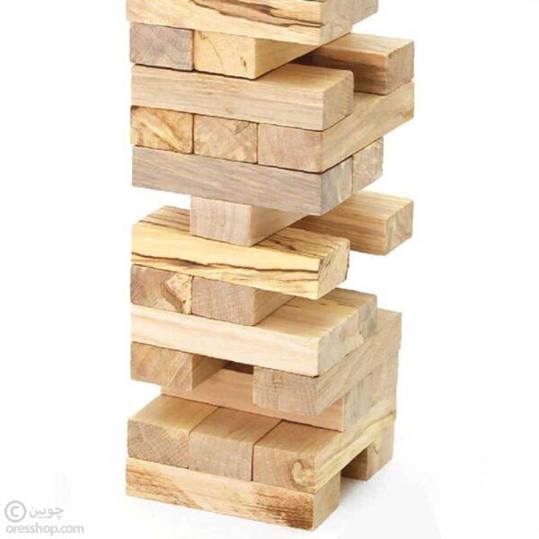 جنگا | برج چوبی | جنگا روپک | جنگا چوبین