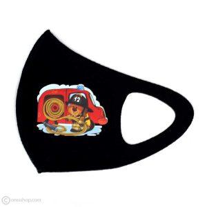 خرید ماسک خرس آتش نشان