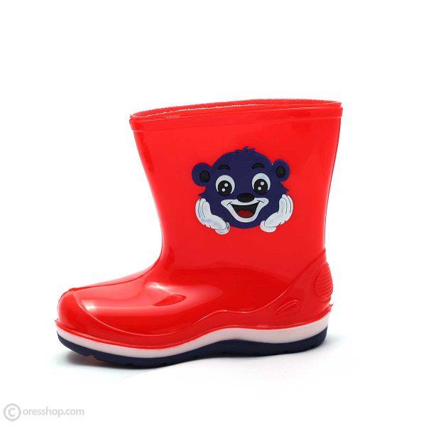 Rain Boot بچه گانه قرمز
